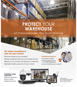 Warehouse Security Solutions